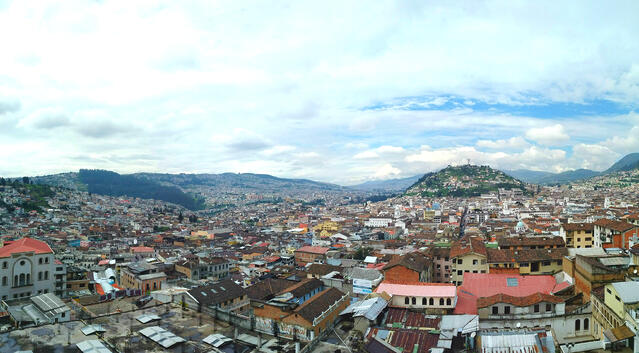 Engage Ecuador - Quito