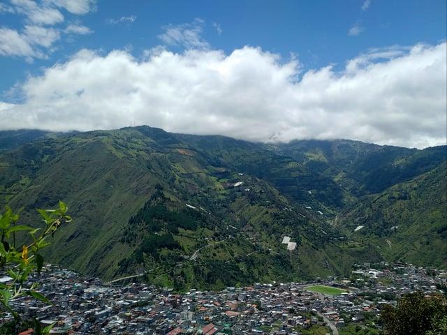 Engage Ecuador - Banos Town