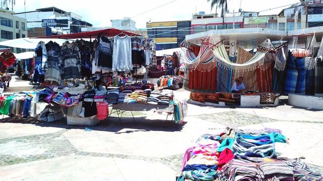 Engage Ecuador - The World's Largest Indigenous Market