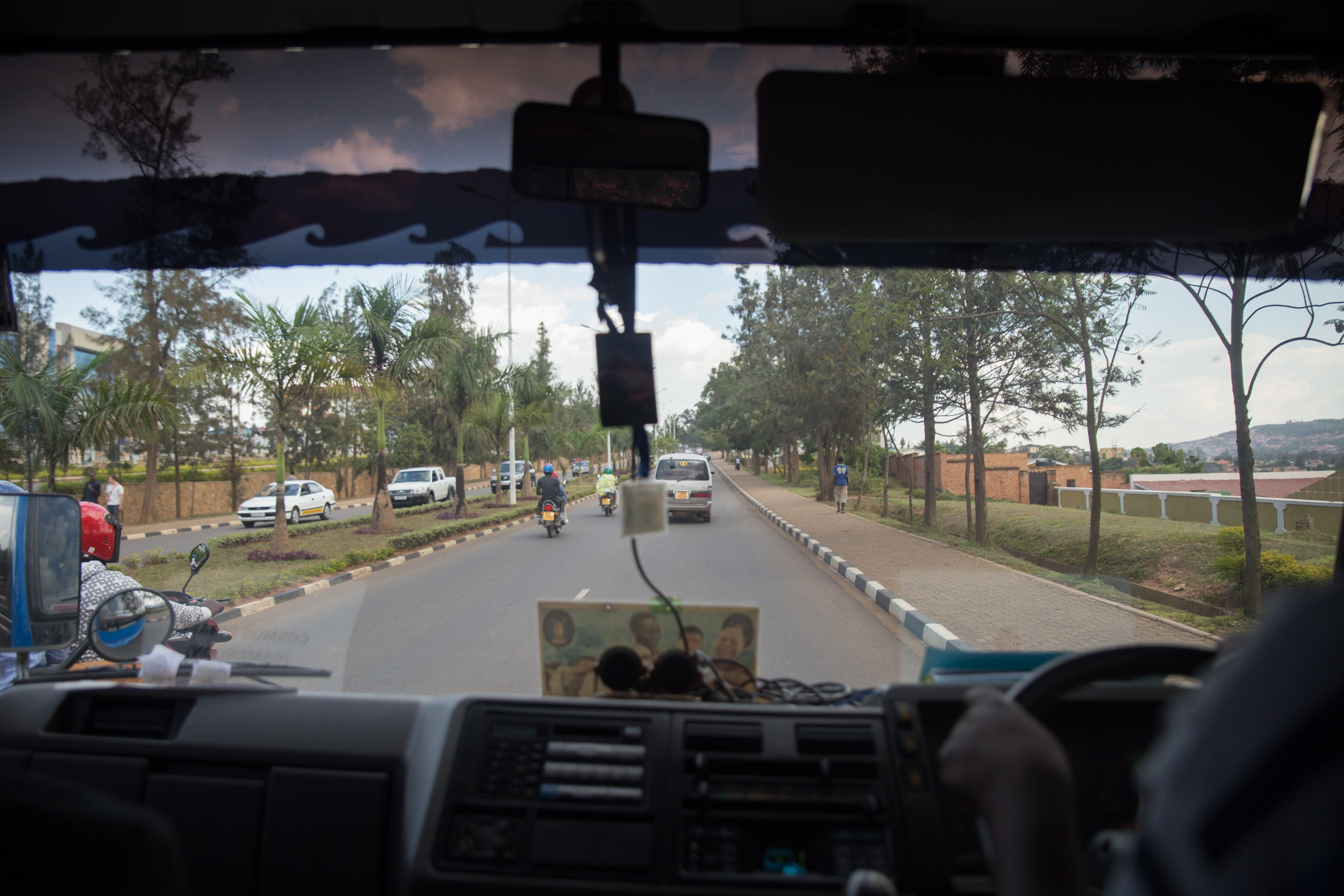 How to get around in kampala