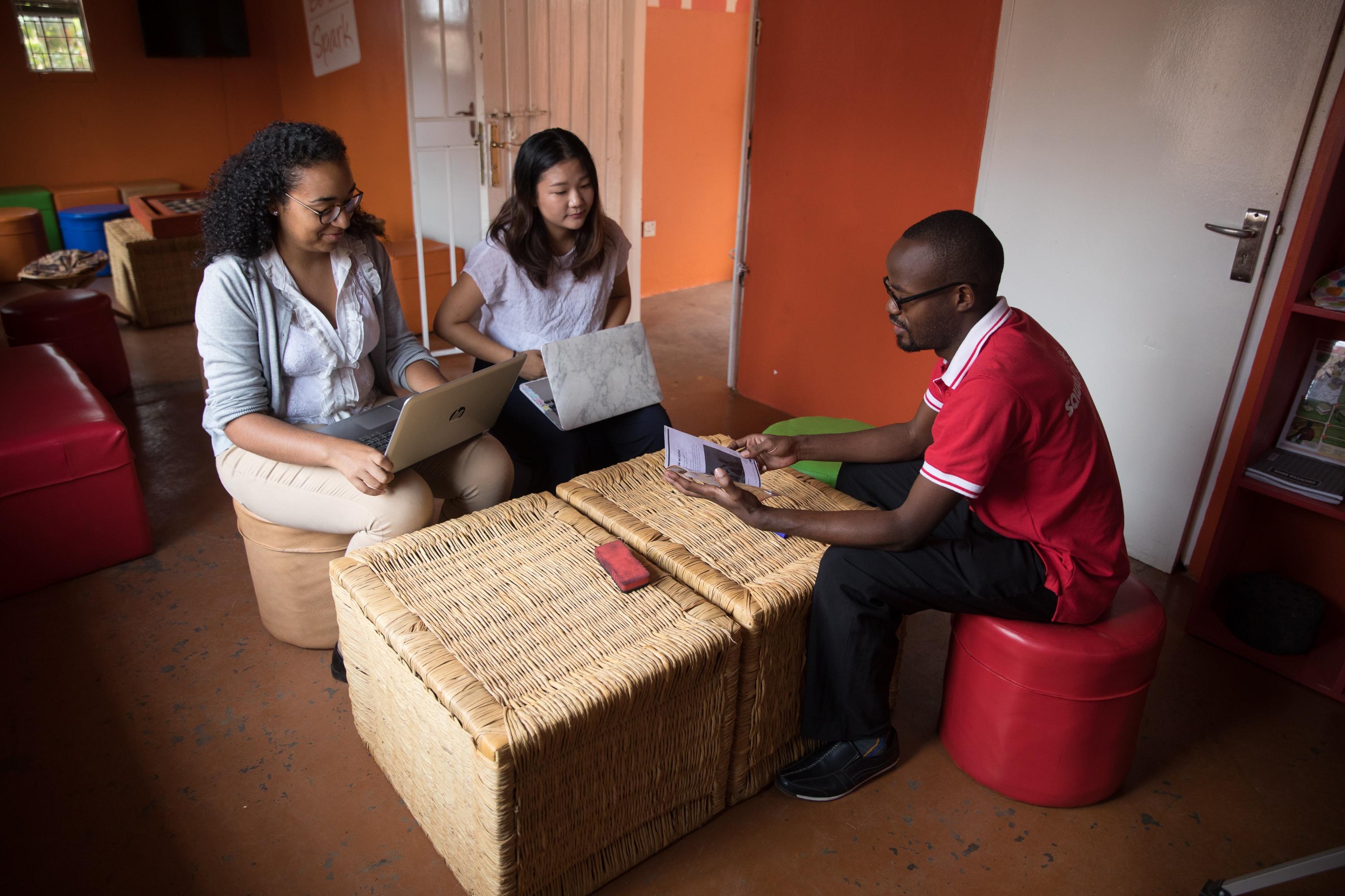 embracing a new workplace culture in Uganda