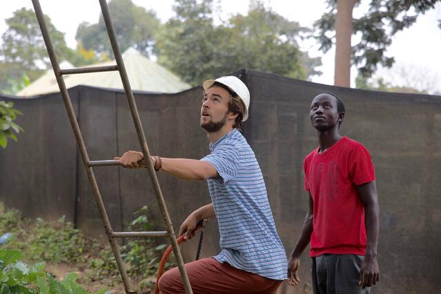 embracing a new workplace culture in Uganda